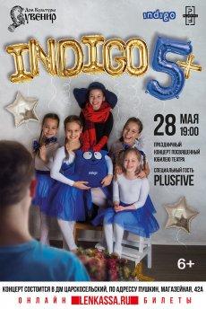 Для детей Шоу-программа «Индиго»